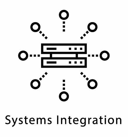 Systems Integration Icon